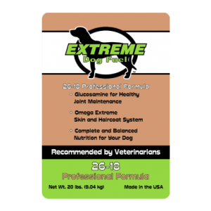 Extreme Dog Fuel Professional Formula