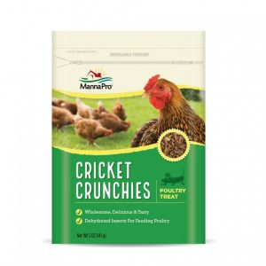 Cricket Crunchies Poultry Treat