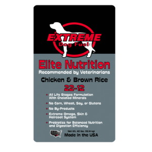 Extreme Dog Fuel Chicken & Brown Rice