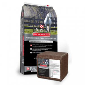 Purina Free Balance 12:12 Horse Supplement