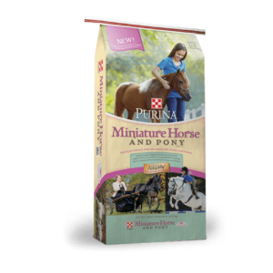 Purina Miniature Horse & Pony Feed