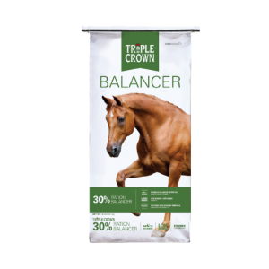 Triple Crown 30% Ration Balancer