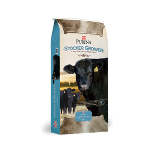 Purina 4-Square Stocker Grower
