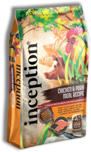 Inception Dog Food Chicken and Pork Meal Recipe
