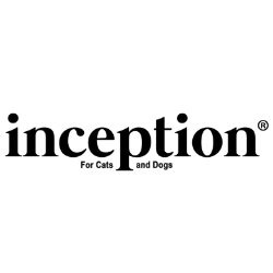 Inception Dog and cat food logo