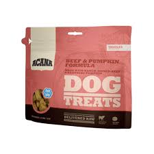 acana dog treats