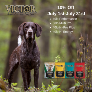 Victor Stack Out Savings Event @ Ocala Breeders Feed and Supply | Ocala | Florida | United States