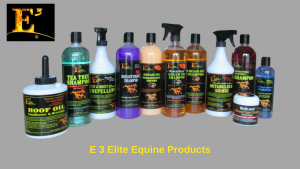 E3 Elite Equine Products