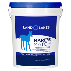 Mare's Match® Foal Transition Pellets 25-lb